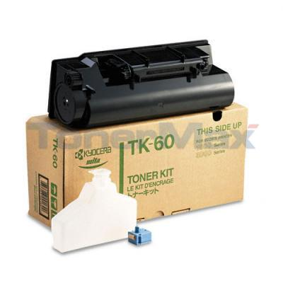 KYOCERA MITA FS-1800 3800 TONER BLACK